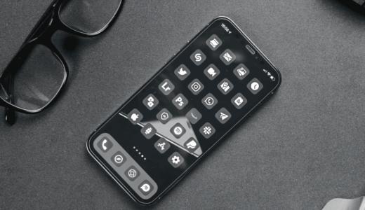 iPhone/iPadでアイコンをカスタマイズしてホーム画面の大改造してみました